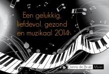 Muzikaal 2014 - Dennis de Bruijn Music