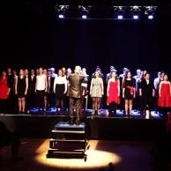 Piano spelen bij Vocalgroup Musilon uit Enschede